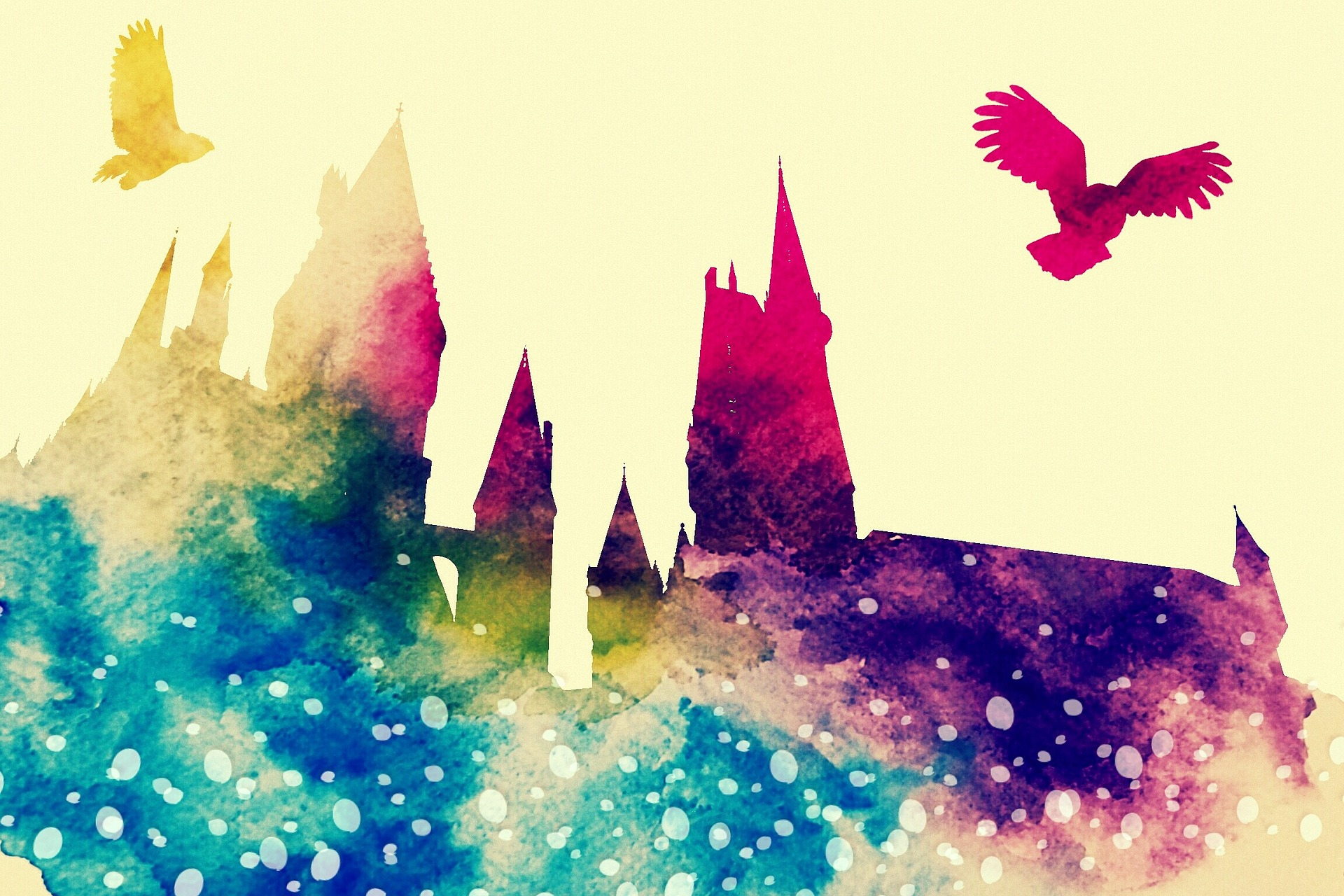 Permalink to: Harry Potter Party